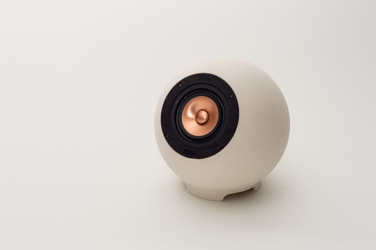 Full-range speaker