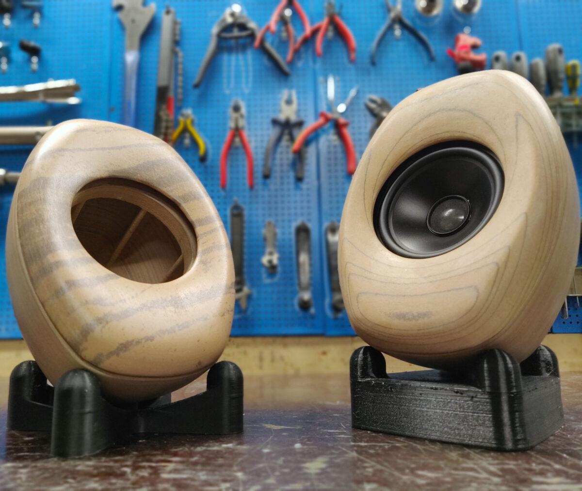 3D Printed Forust Loudspeaker
